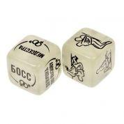 Кубики с позами для смелых желаний