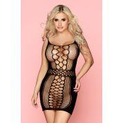 Платье Candy Girl Sienna бесшовное черное, OS